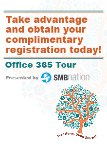 Office 365 Tour Comp Registration