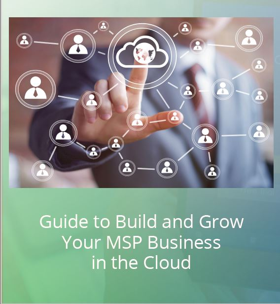 Guide to Build and Grow Your MSP Business in the Cloud