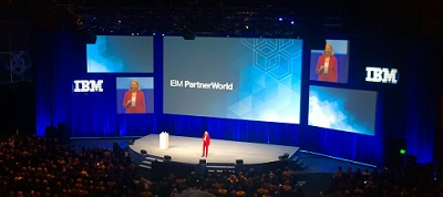IBM partner world