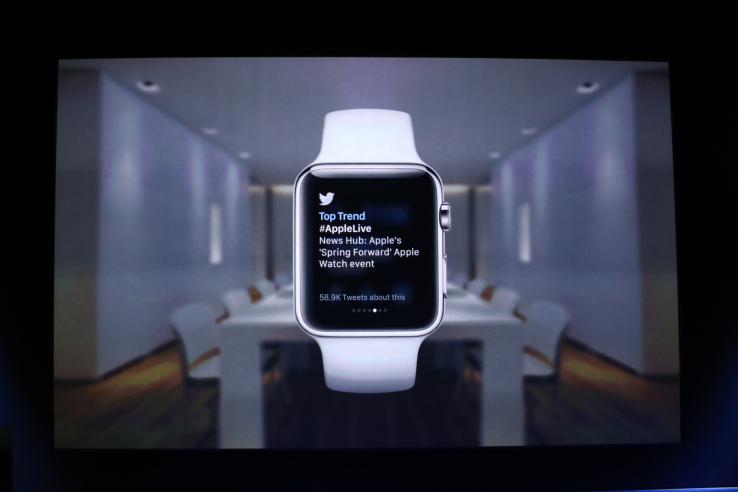 apple watch event0309