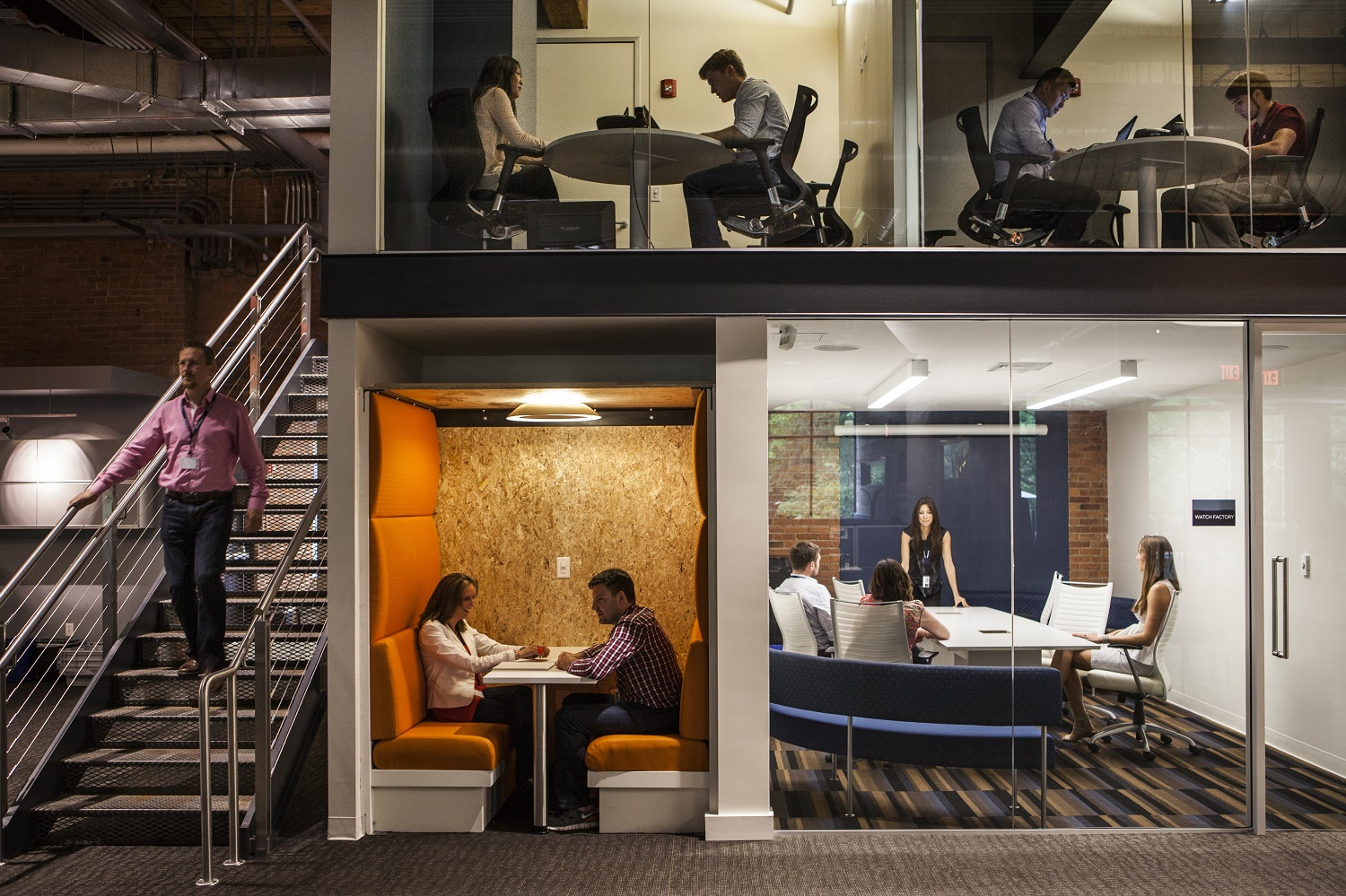 Mimecast hits the office 365 ground running for 2015 smb for Funky office designs