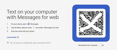 Super Cool Tool Android Messages For Web