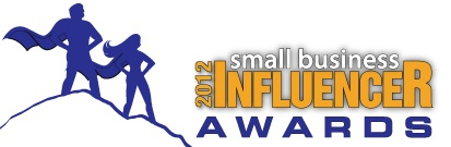 2012 small business influencer badge