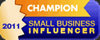 Small Business Influencer 2011