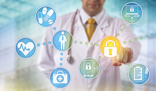 medical device iot security