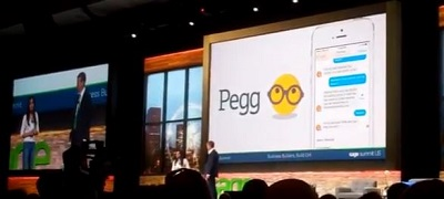 The Pegg keynote speech at Sage Summit 2017