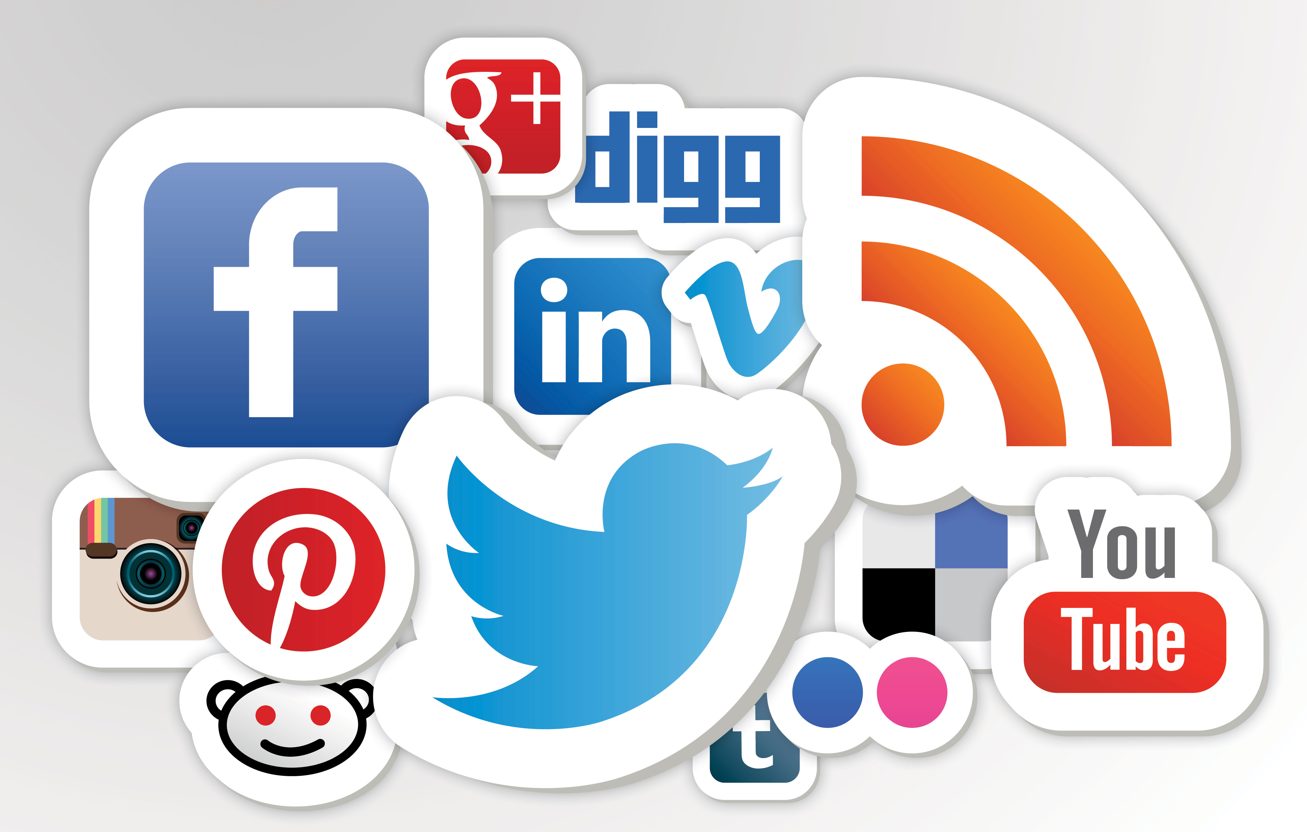 social media is sound CRE marketing practice