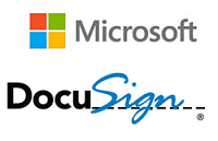 Microsoft DocuSign