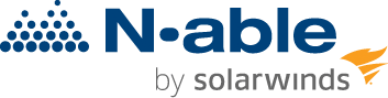 n-able solarwinds logo