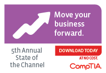 5th Annual State of the Channel Research Banner Ad 220x150