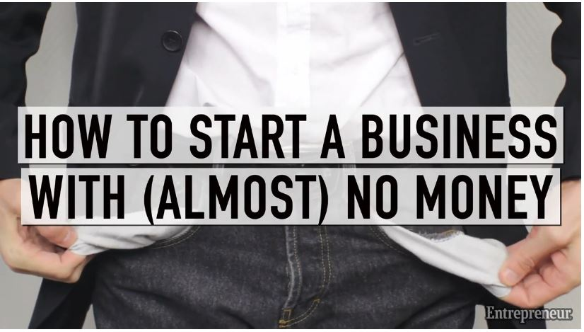how to start a business with (almost) no money smb nation bloghow to start a business