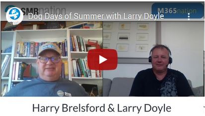 Larry Doyle July 2020
