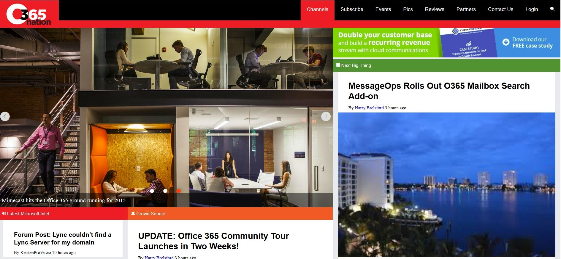 O365NATION update